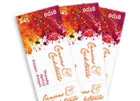 Design Your Own Event Tickets