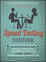 Speed Dating Event Kits online dating Ierland alleenstaande ouders