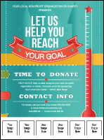 Posters and Flyers for Fundraisers | Poster and Flyer Printing