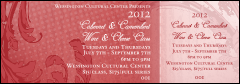 Year Classic Red General Admission Ticket