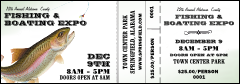 Fishing and Boating Expo General Admission Ticket