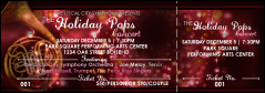 Symphony Holiday Pops Event Ticket