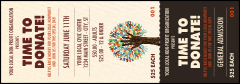 fundraiser tree event ticket