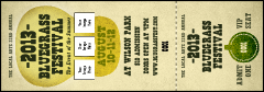 Guitar and Banjo Event Ticket