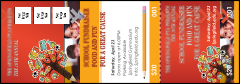 fundraiser event ticket templates event ticket printing