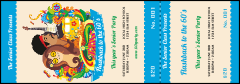Sixties Event Ticket