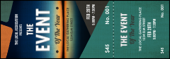 All Purpose Horizon Event Ticket