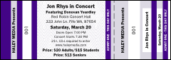 Purple Landscape General Admission Ticket