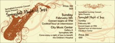 Concert Series Ticket 003