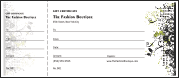 Fashion Show General Admission Ticket