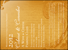 Year Classic Yellow Invitation