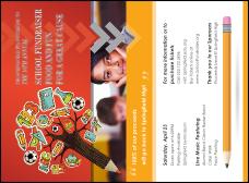 School carnival invitation fundraiser for education invitation stopboris Images