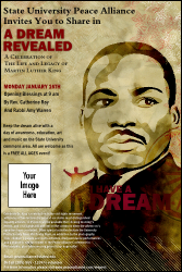 martin luther king poster