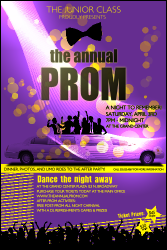 Prom Limo Poster