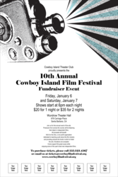 Film Festival Poster With Image Upload