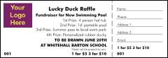 50 50 raffle ticket template