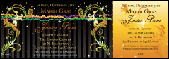 Masquerade Gala Event Ticket 0007