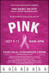 Cancer or Charity Event Posters and Flyers | Posters and Flyers ...