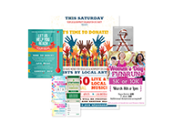 Sample Kit for Fundraisers - includes all products (free)