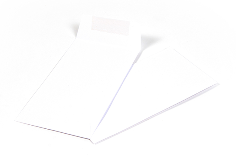"Coin Envelope, 24lb White Wove, 6.5"" x 2.5"""