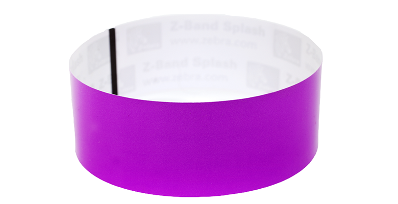 VinylGo Wristband (purple)